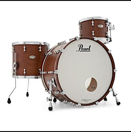 Pearl Reference Pure - Råkkenråll-kit - Matte Walnut