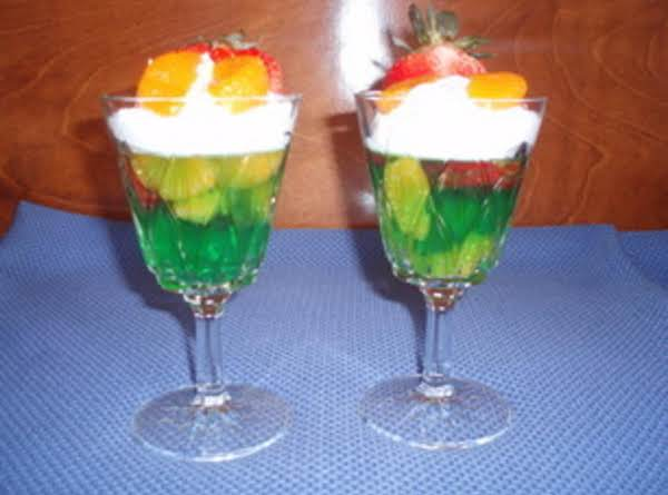 Fresh Fruit Parfait Recipe