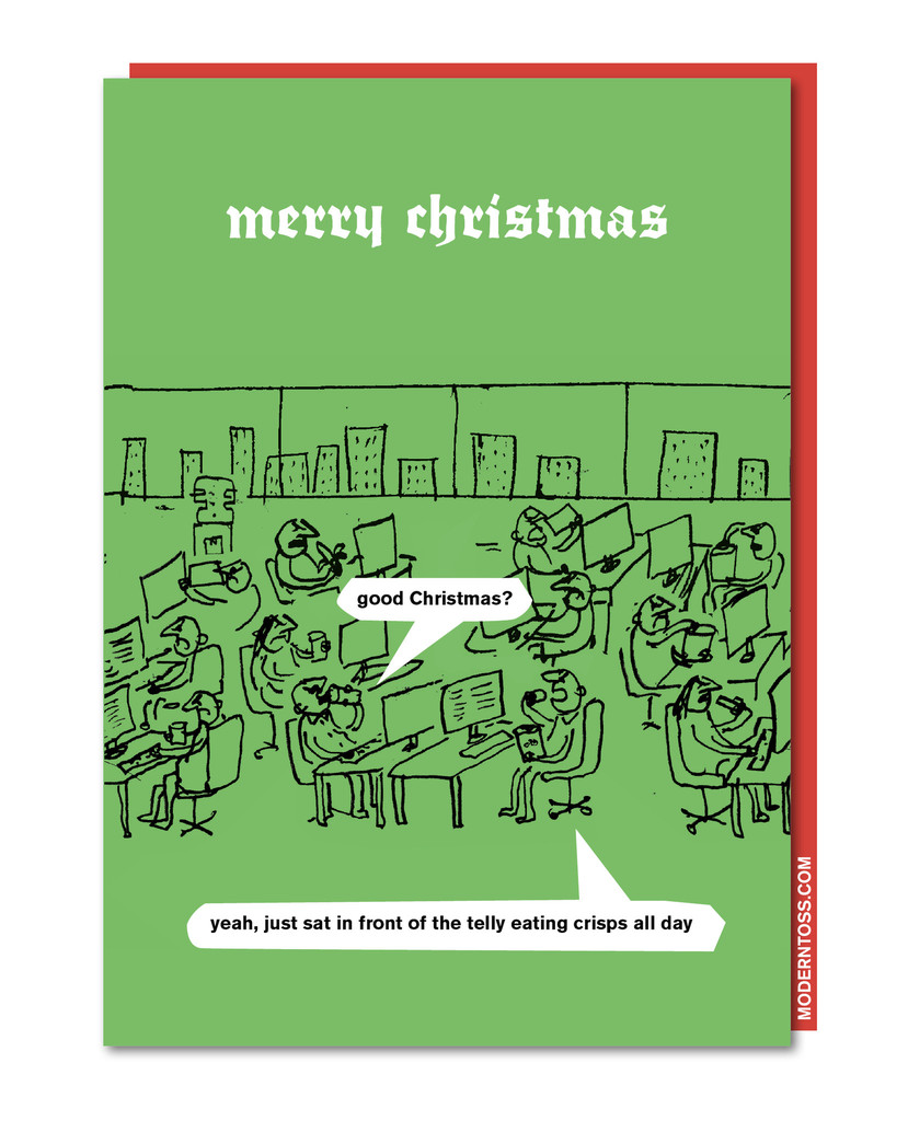 Top 6 Rude Christmas Cards for 2015