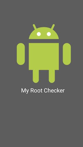 Root-Checker 1.0 screenshots 1