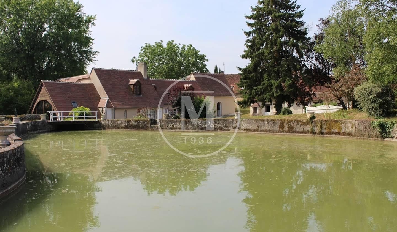 House Mézières-en-Brenne