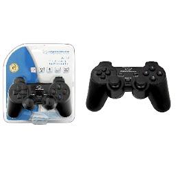 Set 2 bucati Gamepad Esperanza EG102 compatibil PC si PS3, USB, cu vibratii
