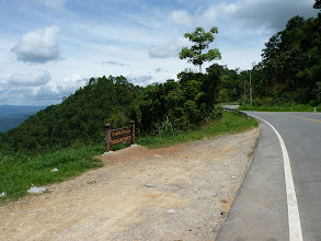 Photo: Chiang Mai - Samoeng loop, only official viewpoint Samoeng forrest and not big deal, there are better places for views