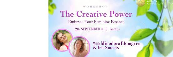 The Creative Power: Embrace Your Feminine Essence - Aarhus