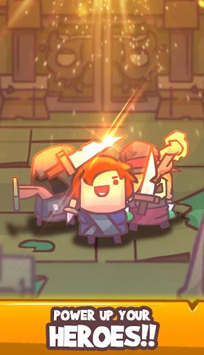 Idle Hero Defense - Fantasy Defense 33 screenshots 3