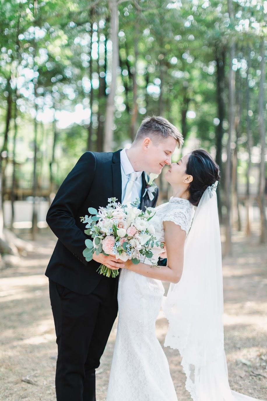 東海路思義教堂婚禮-美式婚禮
