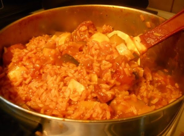 Saute' them in a large soup pot until the onions are tender and the...