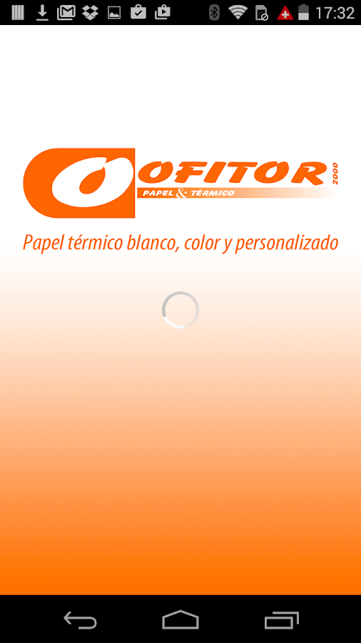 Papel Térmico Ofitor 2000- screenshot