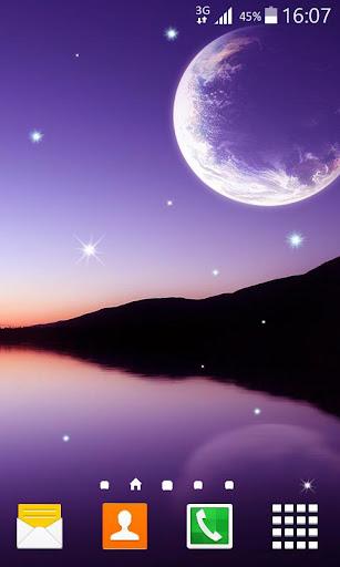 Nightfall Live Wallpaper