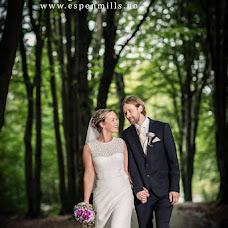 Wedding photographer Espen Mills (EspenMills). Photo of 14.05.2019