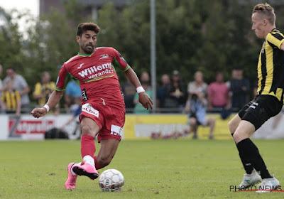 Rezaeian risque deux matchs de suspension