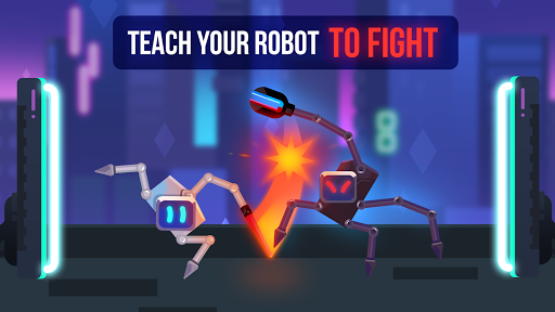 Robotics screenshot 2