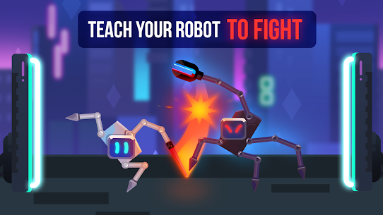 Robotics MOD (Unlimited Money) 2