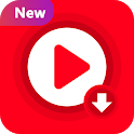 Video downloader & Video to MP3 icon