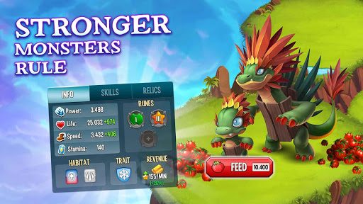 Monster Legends [Mod] Apk - Damage, Always win
