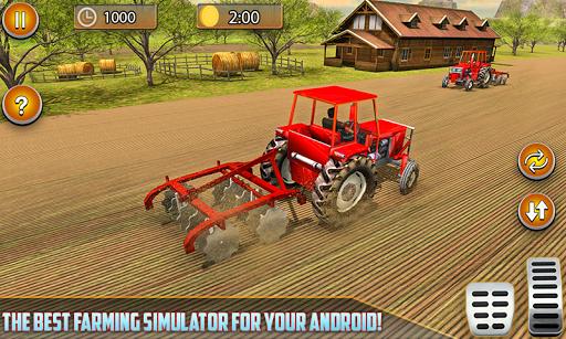 American Real Tractor Organic Farming Simulator 3D apktram screenshots 3