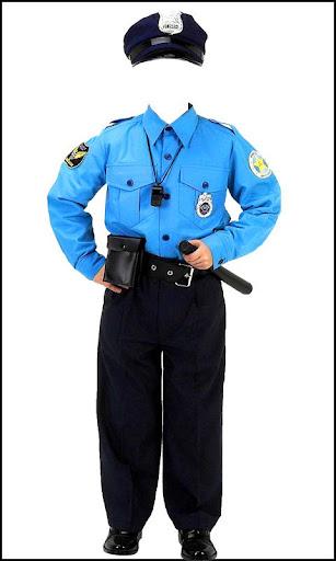 Kids Police Photo Suit 1.7 screenshots 1