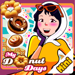 My Donut Days mini Bake Tycoon for PC and MAC