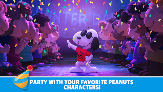 THE PEANUTS MOVIE OFFICIAL APP- screenshot thumbnail