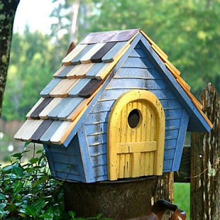 Unique Bird House Design - náhled