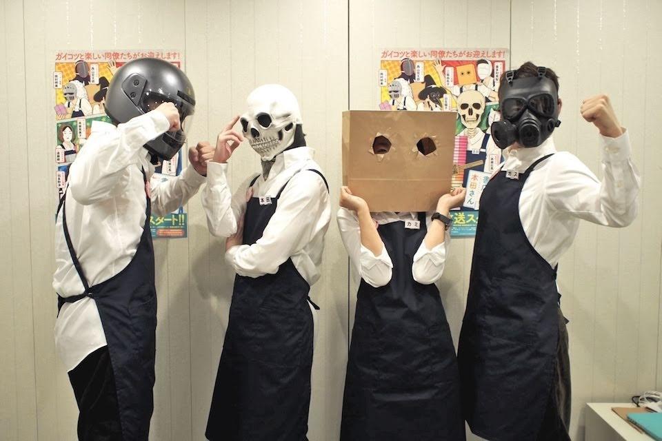 「ガイコツ書店員 本田さん」イベント写真7