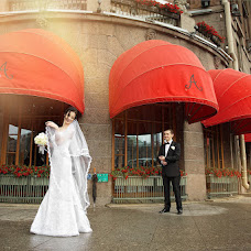 Düğün fotoğrafçısı Petr Andrienko (PetrAndrienko). 17.10.2017 fotoları