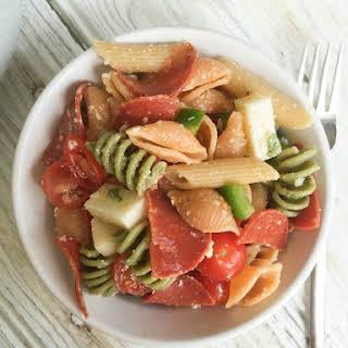 Pizza Pasta Salad.