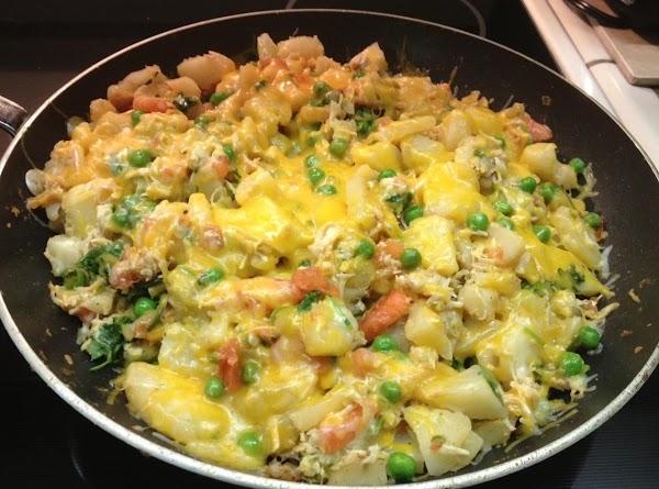 Zesty Potato & Chicken Surprise Recipe