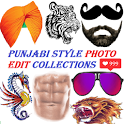 Punjabi Style Photo Edit Collections icon