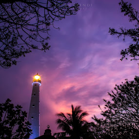 mercusuar dan bulan bintang  by Irfan Efendi - Uncategorized All Uncategorized