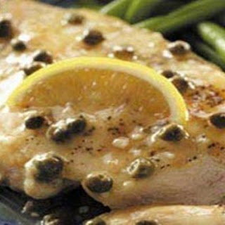 Gordon Ramsay's Chicken Piccata.