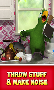 App Talking Pierre the Parrot APK for Windows Phone