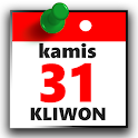 Kalender Jawa 2020 & WUKU icon