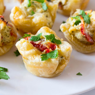 Chicken Puff Pastry Appetizer Recipes.