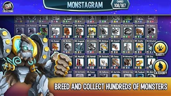 Monster Legends Legenden Züchten