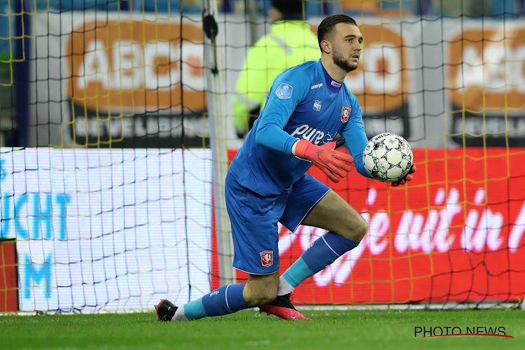 """Nederlandse doelman kreeg telefoontje van Anderlecht: """"Omdat hun keeper naar Ajax zou gaan"""""""
