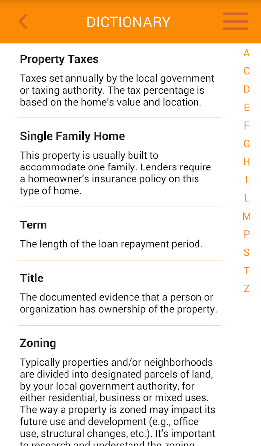 Home by fannie mae android apps on google play
