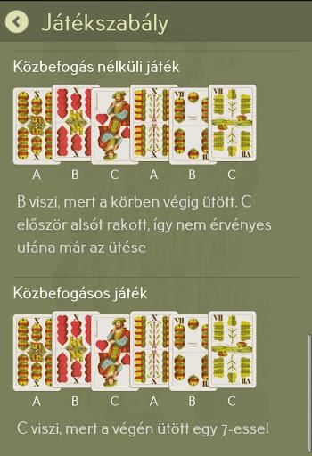 Zsirozas - Fat card game apkmr screenshots 3