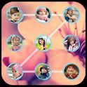 Photo Pattern Lock Screen icon