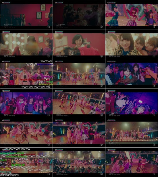 (PV)(1080i) NMB48 – Warota People (M-ON! HD)