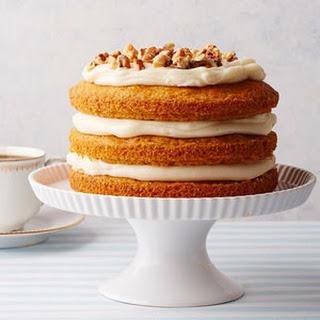 Cutie-Pie Carrot Cake