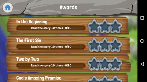 Bible App for Kids: Interactive Audio & Stories 2.20 screenshots 13