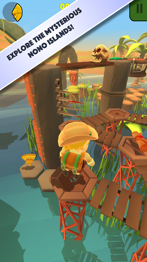 Nono Islands- screenshot