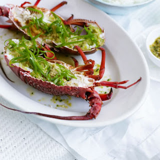 Green Onion Ginger Lobster Recipes
