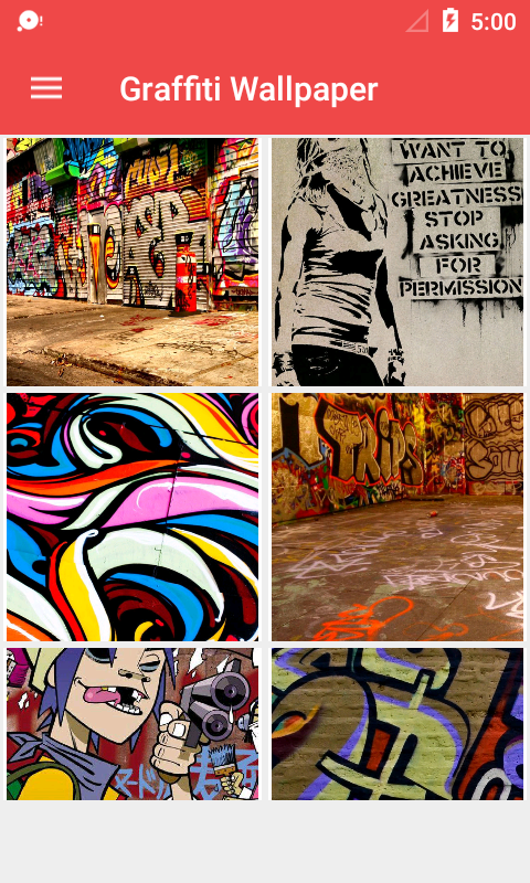Graffiti Wallpaper HD- screenshot