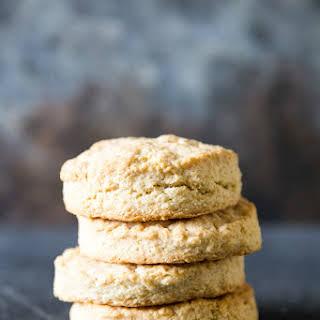 3-Ingredient Homemade Biscuits.