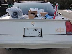 モンテカルロ  SS Aero Coupe '87 The Dale Coupeのカスタム事例画像 シャーロットさんの2019年11月06日17:09の投稿