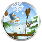 Winter Live Wallpaper and Tamagotchi Pet icon