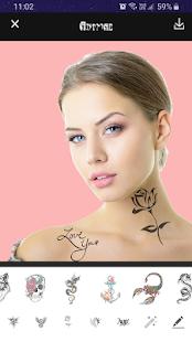 Download Tattoo Me For PC Windows and Mac apk screenshot 3