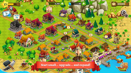Town Village 1.2.4 (Unlimited Coins) MOD Apk 4